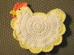 1000+ images about crochet chicken on Pinterest ...