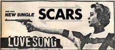Scars - Love Song #PostPunk