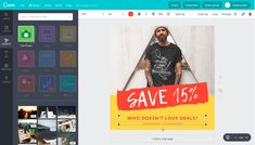 If you've used our Premium Design Service, you'll love Canva! Canva is a free tool that our shop owners can use to create custom graphics to promote their shop and new products. And it's FREE! Order Prints, Service Design, Hacks, Graphics, Graphic Design, Tools, Canvas, Create, Shop