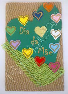 Mauriquices: Cartões para o Dia da Mãe