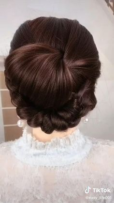 Easy Hairstyles For Long Hair, Wedding Hairstyles, Cool Hairstyles, New Hair, Your Hair, Curly Kids, Colored Hair Tips, Latest Hair Color, Bridesmaid Hair