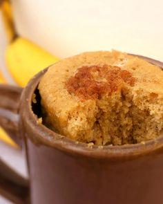 15. Banana Bread in a Mug #healthy #quick #recipes http://greatist.com/health/surprising-healthy-microwave-recipes