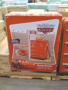 Disney Cars dresser