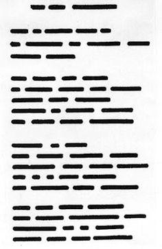 Poema. Man Ray. 1924