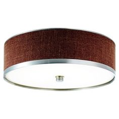 I pinned this Pira Ceiling Light in Natural from the Kichler event at Joss and Main!
