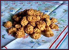 biscotti gf fatti con farina di riso