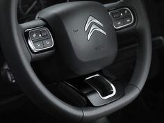 2017 Citroen steering wheel and steering in general is tailored to urban needs. Citroen Car, Honda Logo, Car Brands, Car Photos, Cars, Arcade, Video Games, Urban, Videogames