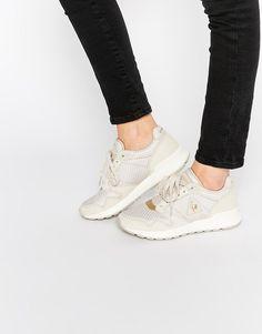 Image 1 of Le Coq Sportif Omega Beige Sneakers