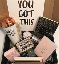 Mini Covet Crate - Girl Boss Edition for Boss Babes | Graduation Gifts | Mothers Day Gifts | Subscr