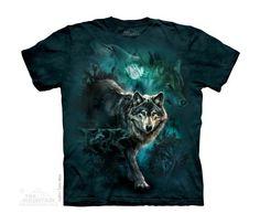 Kids Night Wolves Col T-Shirt