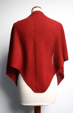 Ravelry: Project Gallery for Nae - 苗 pattern by Anat Rodan - what I am currently working on