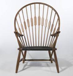 peacock chair Wegner
