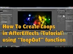 How To Loop Animations