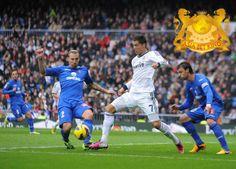 Prediksi Skor Getafe vs Real Madrid 16 Februari 2014