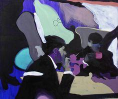 Paweł Kwiatkowski - afterimages Paintings, Illustration, Paint, Painting Art, Illustrations, Painting, Painted Canvas, Drawings, Grimm