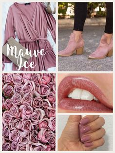 Mauve Ice LipSense: kiss proof, smudge proof, waterproof and life proof! To order click on the picture!