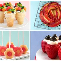 Fun Fruit Ideas