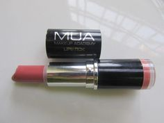MUA, Lipstick, Shade 11, review, creamy, affordable, pigmented, fades evenly, moisturising, nice nude shade