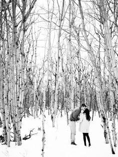 Winter Couples Session - photographed by Winnipeg Film photographer Keila Marie Photography