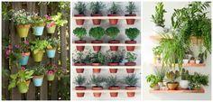 9 Fresh Ideas for a Fun Vertical Garden  - HouseBeautiful.com