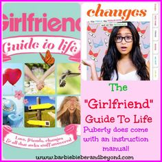 Girlfriend Guide To Life Review,this is a fantastic book for all teen girls and their parents. #girlfriendmagazine