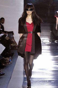 Jason Wu Fall 2007 Ready-to-Wear Fashion Show