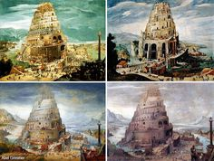 La torre di Babele, iconografia di un mito senza tempo - Didatticarte