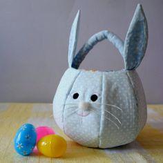 Bunny treats bag #easter #crafts