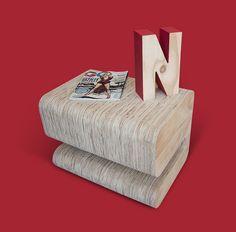 Wood for your soul (part 3) by Mike van Heerden, via Behance