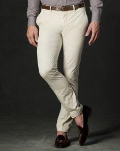 d5e701918 Cotton Twill Eaton Pant - Purple Label Purple Label - RalphLauren.com