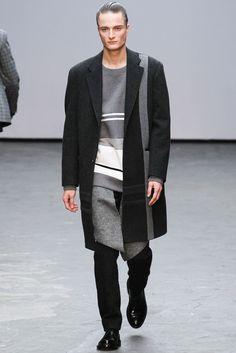 Casely-Hayford Fall 2015 Menswear Fashion Show