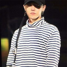 US$ 18.99 - ALLKPOPER KPOP GOT7 YuGyeom Stripe Sweater Bigbang G-Dragon Unisex Sweatershirt Pullover - m.allkpoper.com