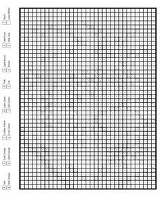 Selective image for mystery mosaics printable