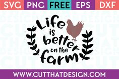 Cut That Design provides a large selection of Free Cutting Files. These are supplied in SVG, DXF, EPS and PNG Formats. We have a growing selection of cutting files with five new free files added each and every day.