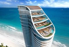 Future Ritz Carlton residences Florida