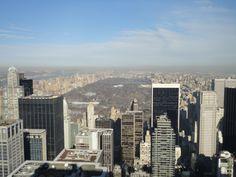 Manhattan - Skyline & Central Park