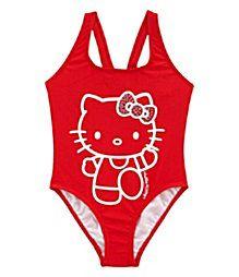 Hello Kitty swim wear from Dillards.... cute for little swimmers!