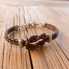 Men's Celtic Bracelet – Men's Cuff Bracelet – Men's Leather Bracelet – Men's Bracelet – Men's Jewelr Source by Bracelets For Men, Silver Bracelets, Silver Jewelry, Men's Jewelry, Diamond Earrings, Leather Bracelets, Handmade Jewelry, Silver Earrings, Male Jewelry