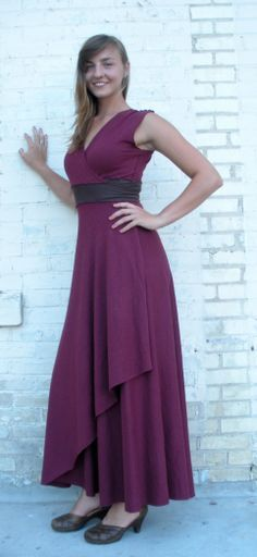 Made from Hemp & Organic Cotton Lycra Jersey. Great weight, coverage, and breathable fabric. Custom made!