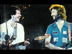 Eric Clapton & Carlos Santana en vivo (solo audio)
