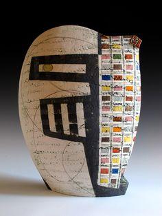 Sculpture by New York artist Sheryl Zacharia / http://sherylzacharia.com/sculpture.html