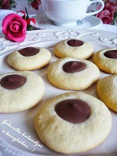 Csokoládés gombocska :)