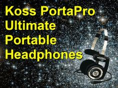 Koss Portapro Portable Headphones is a video about the benefits and features of this product.  To read a full article about the features of this product, see:  http://hifiheadphones.org/koss-porta-pro/.  Or, to read about customer ratings and reviews for this product, go to http://hifiguy.org/koss-porta-pro-ktc-ultimate-portable/.  On Amazon this product would cost about $36.97.