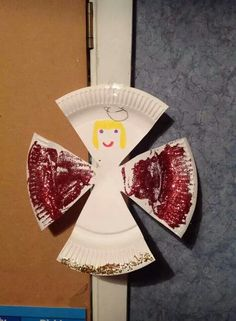 Plate angel