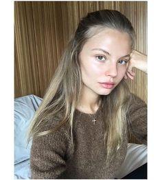 La mise en beauté de Magdalena Frackowiak sur Instagram