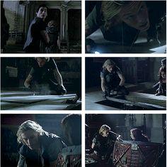 Movie stills from The Mortal Instruments City of Bones movie