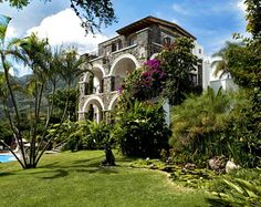 Hotel Posada Del Tepozteco in Tepoztlán, Mexico - Lonely Planet Restaurant