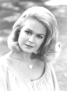 "Sandra Dee (1942 - 2005) Starred in ""Gidget"", ""A Summer Place"", and other ""teen"" movies, known for her celebrity marriage to Bobby Darin"