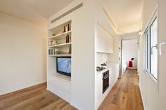 Small Apartment In Tel-Aviv With Functional Design | iDesignArch | Interior Design, Architecture & Interior Decorating