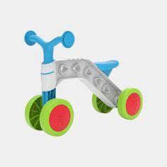 Chillafish ItsiBitsi, løpesykkel, små barn - Blå - Sparkesykkel, trehjulssykkel og løpesykkel | XXL
